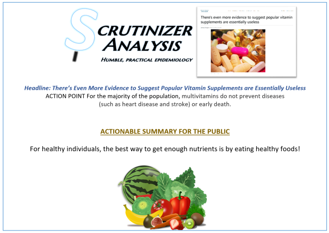 Scrutinizer Analysis_actionable summary1_Multivitamins.png